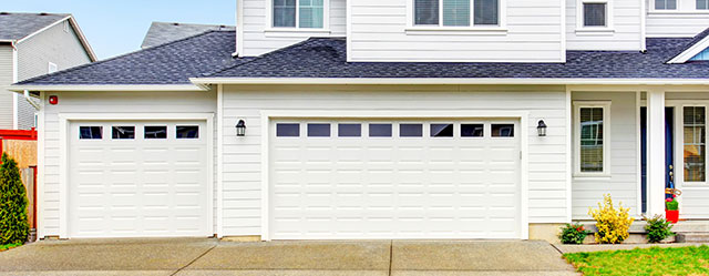 Single garage door MD